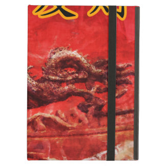 Chinese New Year in Chinese Calligraphy Painting iPad Air Cover