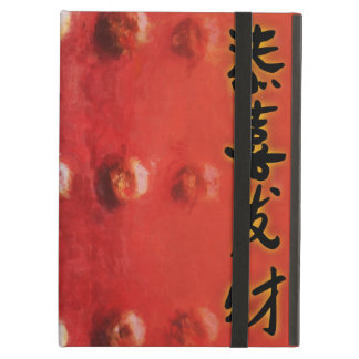 Chinese New Year in Chinese Calligraphy Painting iPad Air Covers