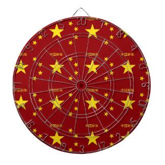 Chinese New Year Poster Dartboard