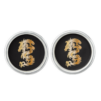 Chinese New Year Symbols Cufflinks