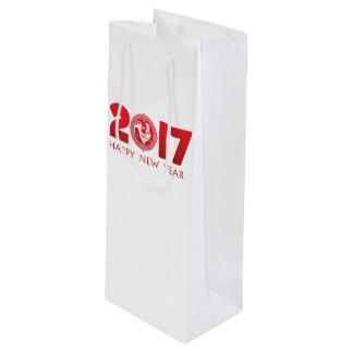 chinese new year wine bag