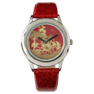 Chinese New Year, Year Of The Horse Watch