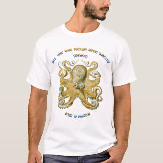 Chinese octopus wisdom T-Shirt