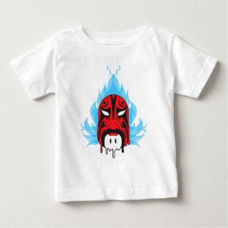 Chinese Opera Mask II Baby T-Shirt