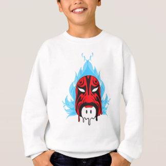 Chinese Opera Mask II Sweatshirt