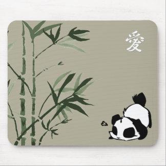 Chinese Panda Mouse Pad
