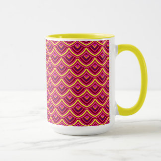 Chinese Paper Dragon Coffee Mug by Julie Everhart