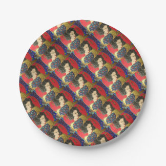 Chinese Paper Plate