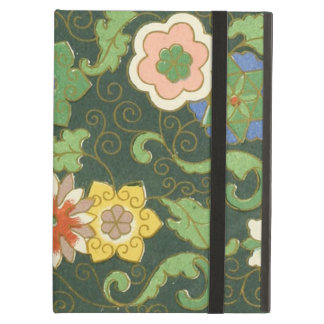 Chinese Pattern Cloisonne iPad Air Case