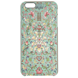 Chinese Pattern iPhone 6/6S Plus Clear Case