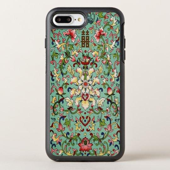 Chinese Pattern iPhone X/8/7 Plus Otterbox Case
