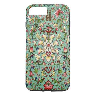 Chinese Pattern iPhone X/8/7 Plus Tough Case