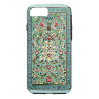 Chinese Pattern iPhone X/8/7 Tough Case