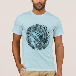 Chinese Phoenix design T-Shirt