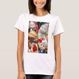 Chinese porcelain dolls T-Shirt