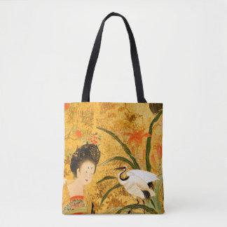 Chinese princess Tote Bag