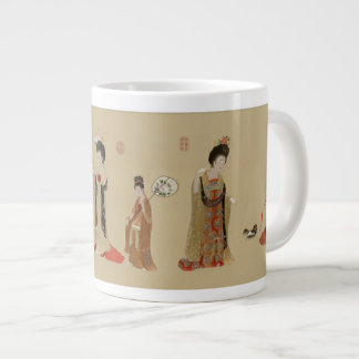Chinese princesses Jumbo Mug