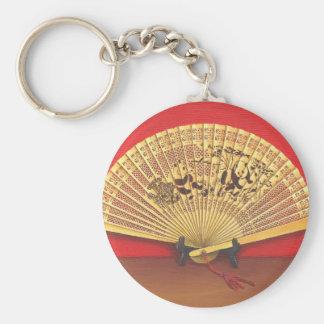 Chinese range keychain