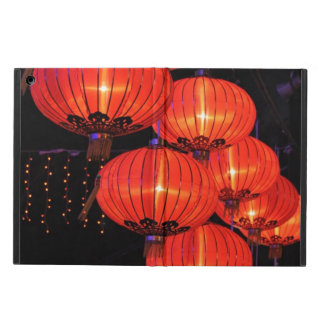 Chinese Red Lanterns Cover For iPad Air
