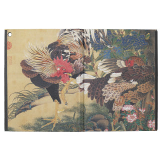 Chinese Rooster New Year 2017 Japanese P Ipad PRO