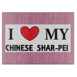 chinese shar love boards