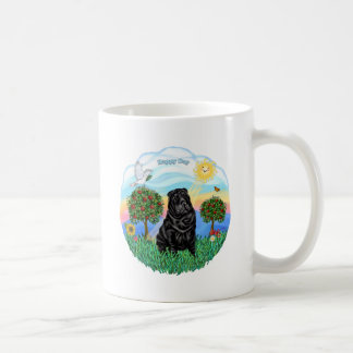 Chinese Shar Pei (black #6) Coffee Mug