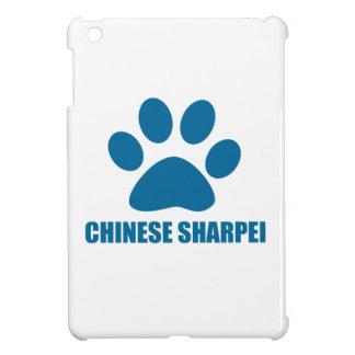 CHINESE SHARPEI DOG DESIGNS COVER FOR THE iPad MINI