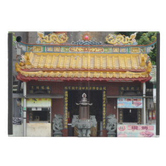 Chinese Temple iPad Mini Case with No Kickstand