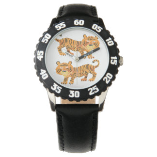 chinese tiger. wrist watches