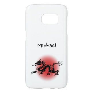 Chinese traditional dragon name samsung galaxy s7 case