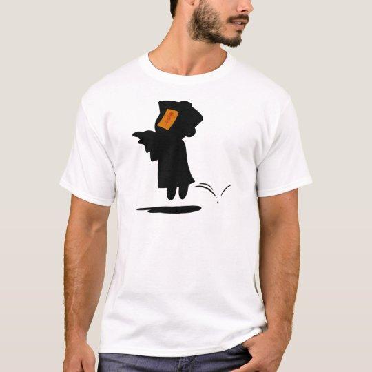 Chinese Vampire 殭屍 T-Shirt