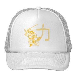 Chinese Warrior Hat