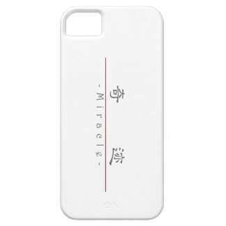Chinese word for Miracle 10097_2.pdf iPhone 5 Case