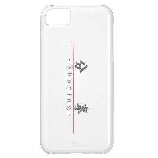 Chinese word for Sharing 10041_4.pdf iPhone 5C Case