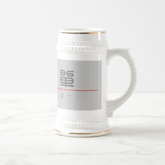 Chinese word for Simple 10042_0.pdf Coffee Mugs