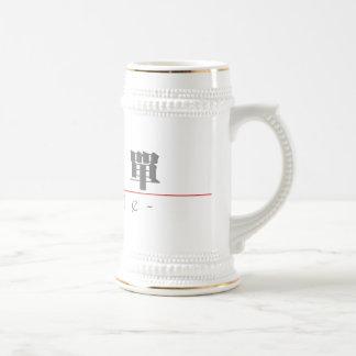 Chinese word for Simple 10042_3.pdf Coffee Mug