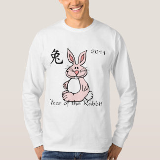 Chinese Year of the Rabbit 2011 T-Shirt