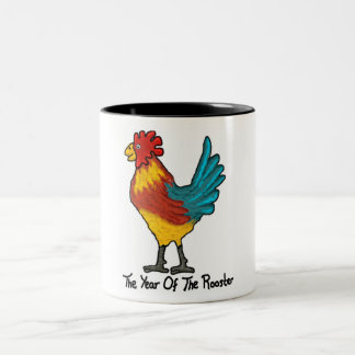 Chinese Year Of The Rooster Mug