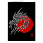 Chinese Zodiac - Dragon Gift Greeting Card