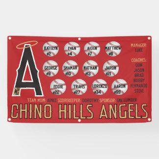 Chino Hills Angels Banner