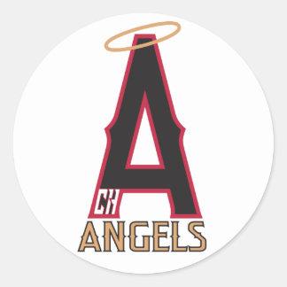Chino Hills Angels Sticker
