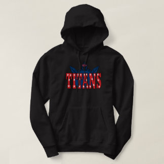 Chino Valley Titans Black Hoodie