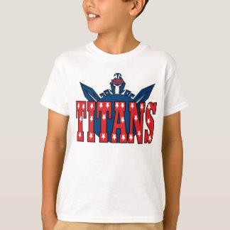Chino Valley Titans Kids' White T-Shirt
