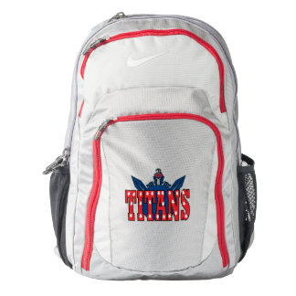 Chino Valley Titans Nike Backpack