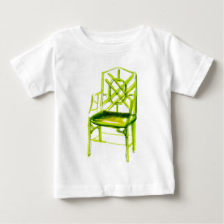 chinoiserie chair for place card baby T-Shirt