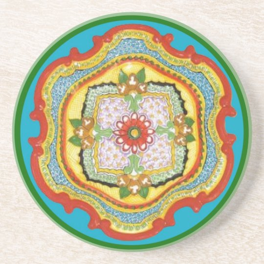 Chinoiserie Coaster