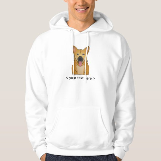Chinook Cartoon Personalized Hoodie