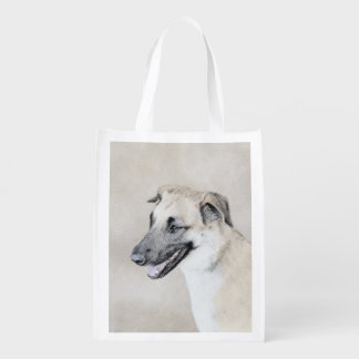 Chinook (Dropped Ears) Market Tote