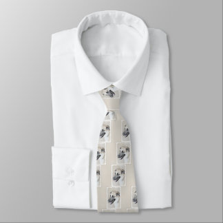 Chinook (Dropped Ears) Tie