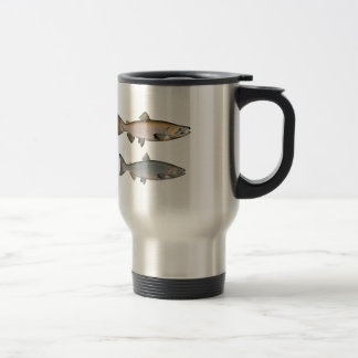 Chinook - King Salmon (spawning phase) Travel Mug